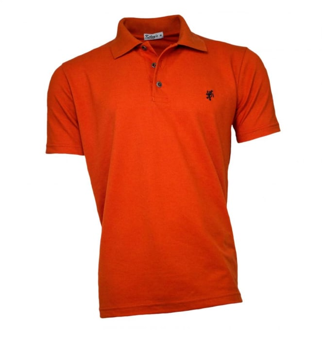 Camisa Polo Masculina Ferrugem (0)