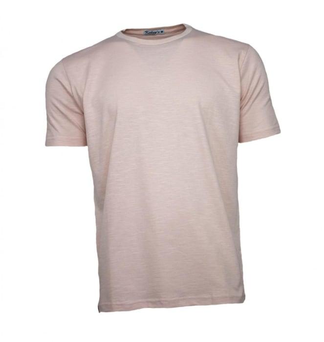 Camiseta Básica Masculina Salmao (0)
