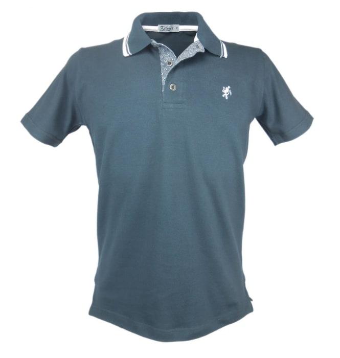 Camisa Polo Grafite (0)