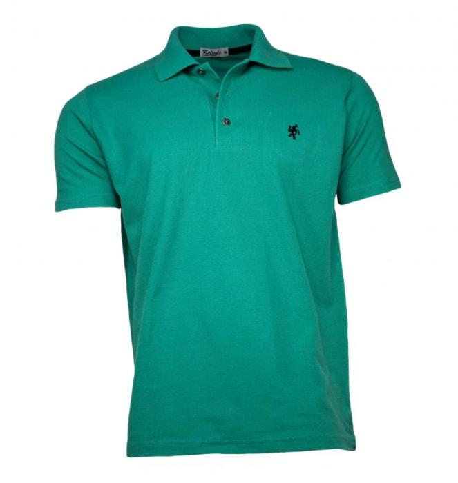 Camisa Polo Masculina Verde (0)
