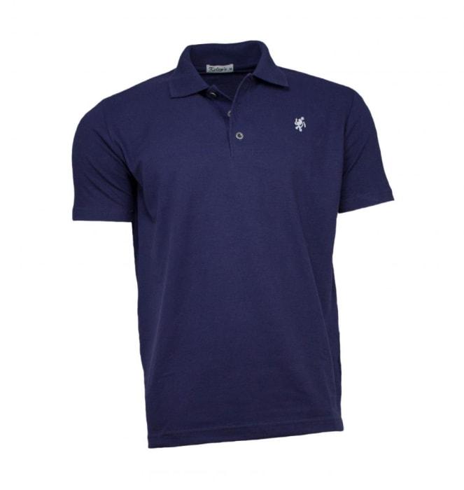 Camisa Polo Azul Marinho (0)