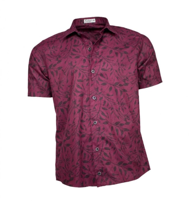 Camisa Florida Masculina (0)