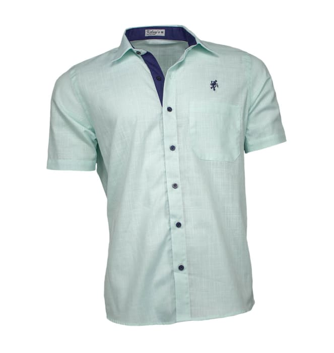 camisa-masculina-manga-curta-linho-verde-v2