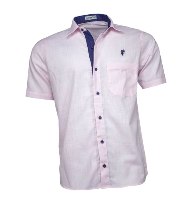 camisa-masculina-manga-curta-linho-rosa-v2