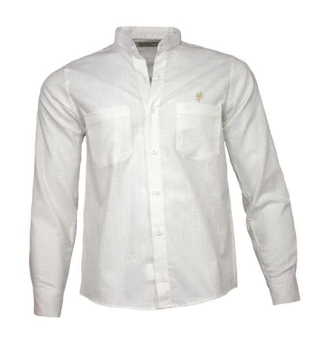 camisa-social-gola-padre-cru