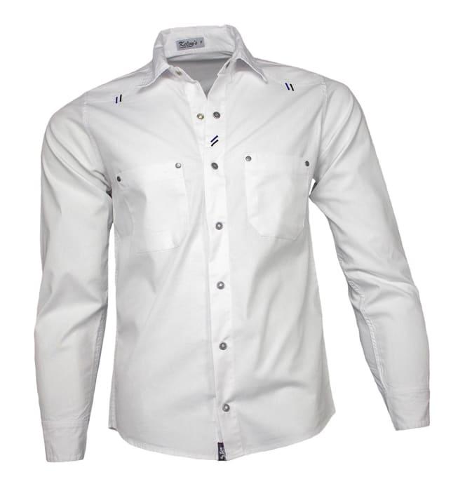 camisa-sarja-masculina-manga-longa-branca-nova-08-19