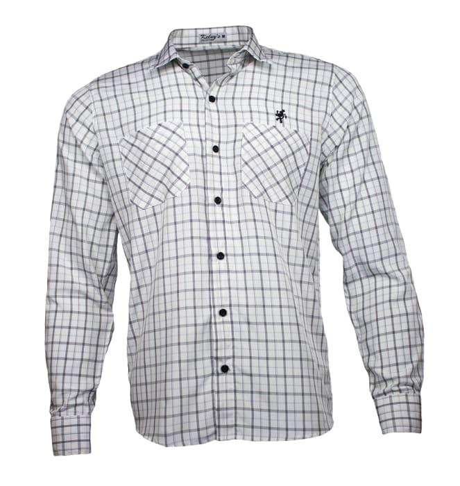 camisa-xadrez-branca-manga-longa